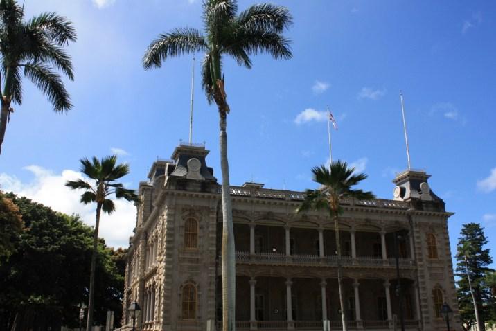 Palais 'Iolani - Honolulu