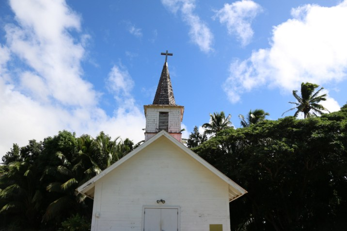 Our Lady of Seven Sorrows - Molokai
