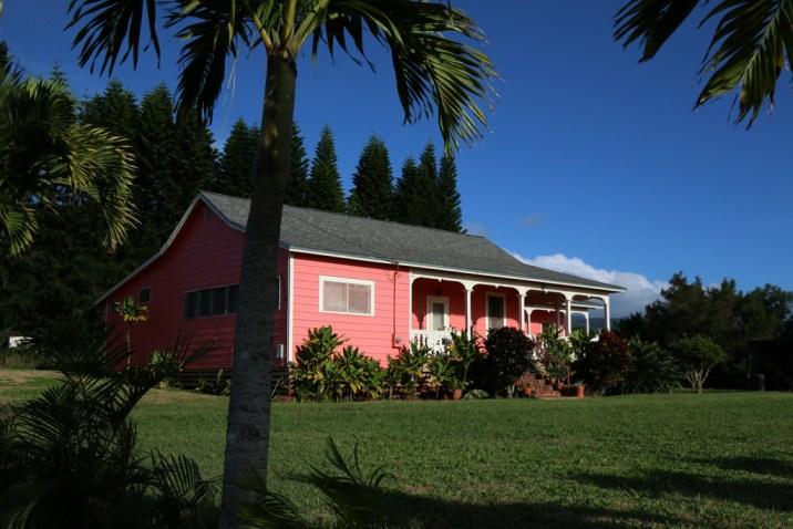 maison Molokai