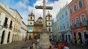 """Igreja S""""o Francisco, Pelourinho, Salvador da Bahia, Brazil"""