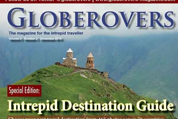 Globerovers Magazine Dec 2015
