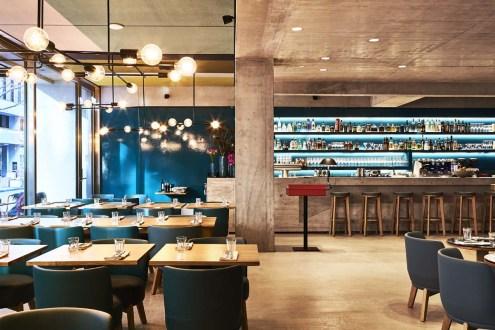 Die Eatery des Hotel Nomad (Photo: Mark Niedermann)