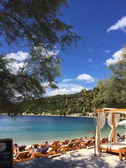 Gemütlicher Spot: Joe's Beach Lounge & Bar