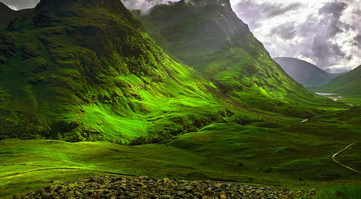 Szkocja: szlakiem jedzenia i whisky