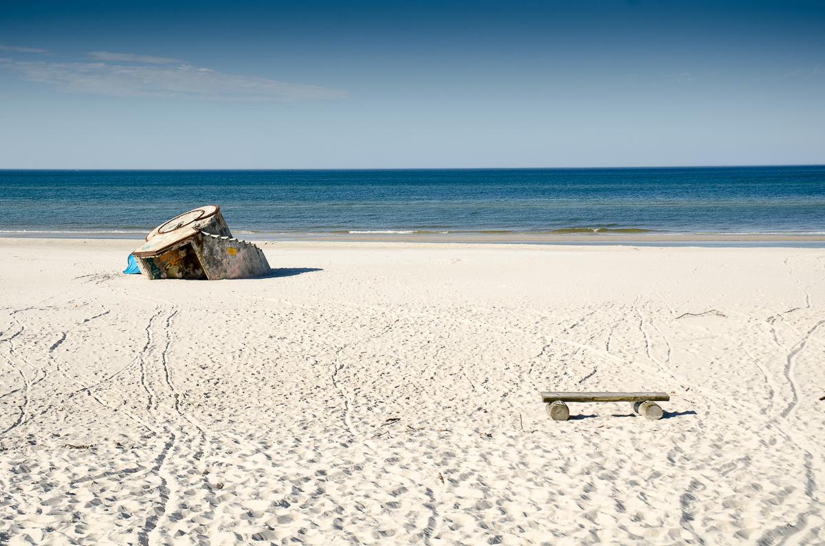 Stilo - ostatnia dzika plaża - wyprawy po Polsce