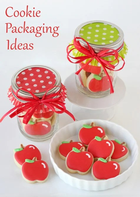 Cute and Creative Cookie Packaging Ideas \u2013 Glorious Treats - creative packaging ideas