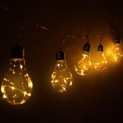 3d Effect Wallpaper For Living Room Solar Light Bulb Warm White Fairy Lights