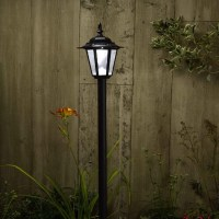 Buy cheap Solar garden post - compare Lighting prices for ...