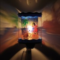 Revolving Table Lamp Night Lights