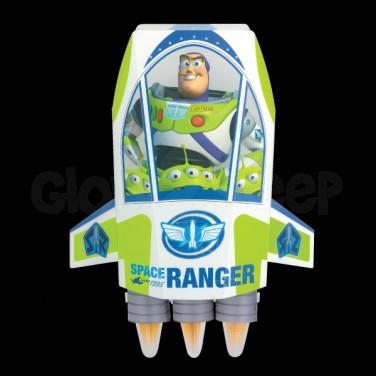 Buzz Lightyear Space Ranger Rocket Light Shade At Glow 2 Sleep