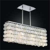 Capiz Lighting Fixtures | Lighting Ideas