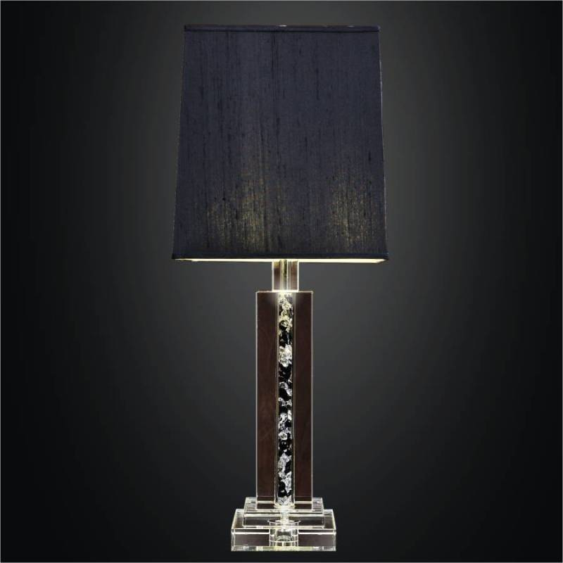 Large Of Crystal Table Lamps