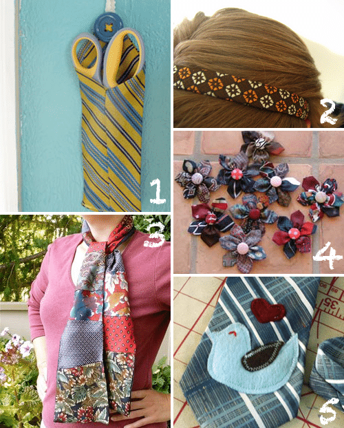 necktie crafts