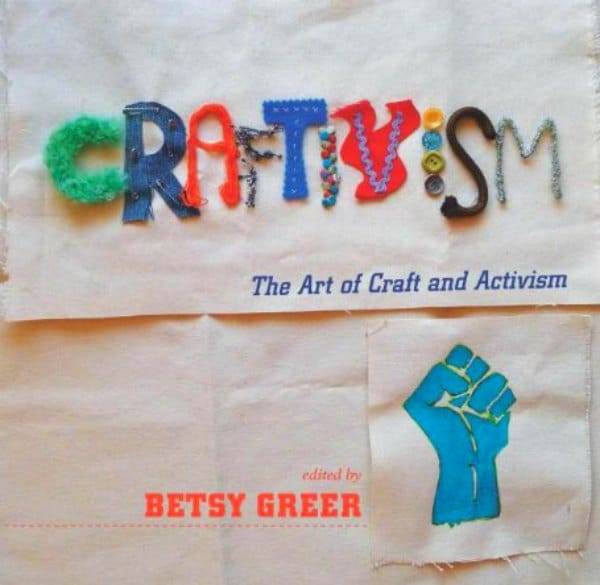 Craftivism Book Cover