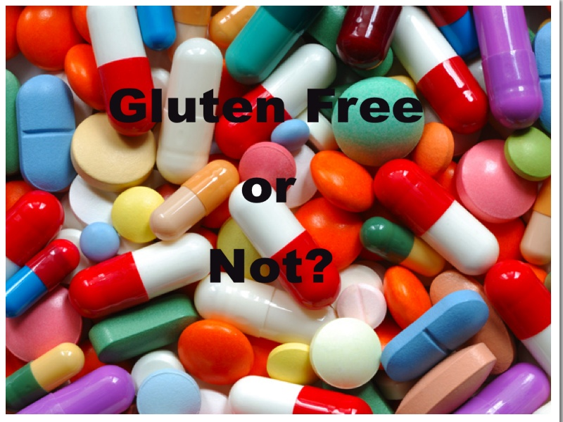New bill would require drugs to disclose gluten