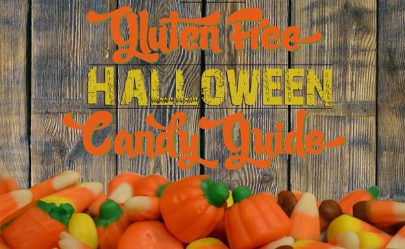 Gluten-Free Halloween SAFE Candy List