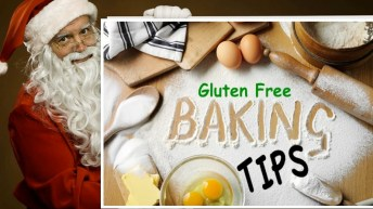 HOLIDAY GLUTEN FREE BAKING TIPS