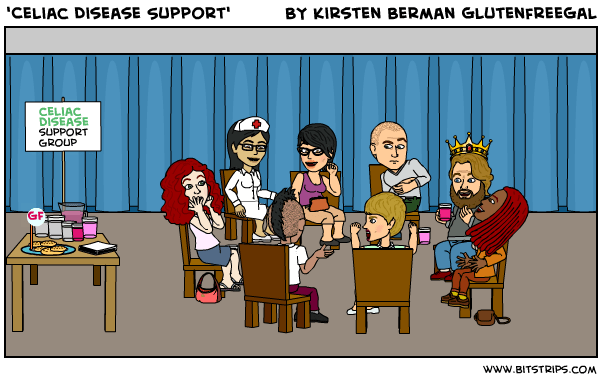 Do You Belong to a Celiac Support Group?