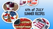 4th of JULY YUMMY GLUTEN FREE EASY RECIPES