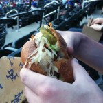 Gluten Free Italian Sausage With Peppers at Citi Field