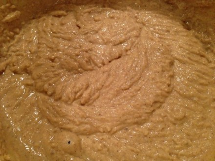 Gluten-Free English Muffin Batter