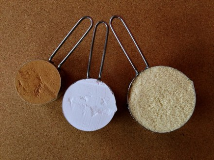 Gluten-free Graham Cracker Flours