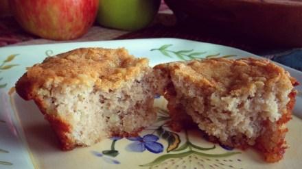 Apple Pie Muffin Paleo, GF, DF