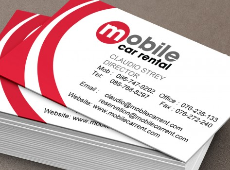Business Card Design - OPP Real Estate