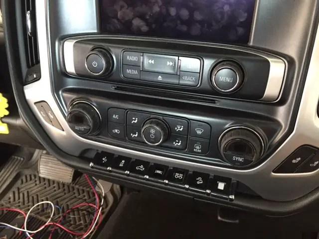 AUX switch install - Page 12 - 2014-2018 Silverado  Sierra Mods