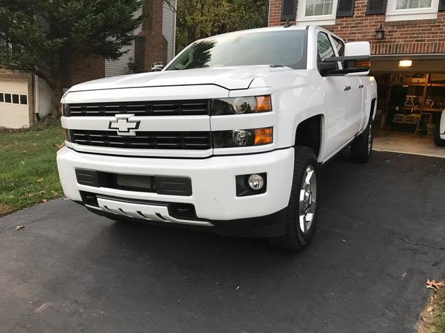 Maintenance Schedule on Dmax trucks? - 2015-2019 Chevy Silverado