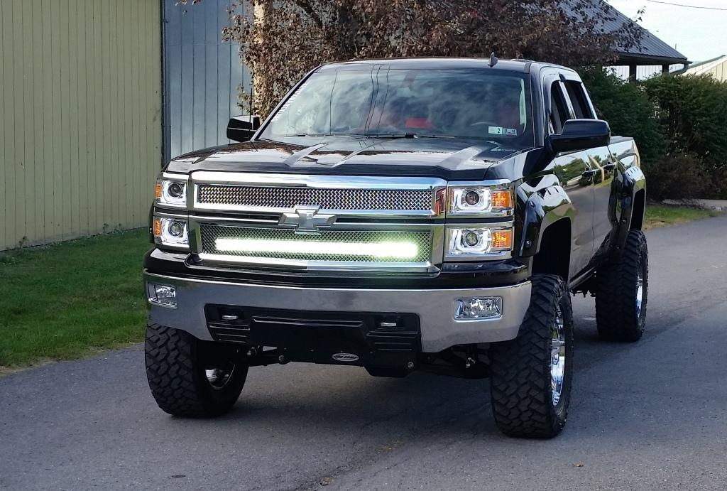 LED Front Light Bars  Pods - Page 55 - 2014-2018 Silverado  Sierra