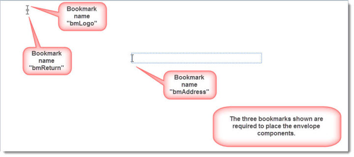 Envelope or label add-in for Word