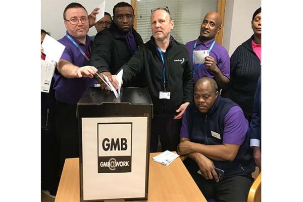 GMB London - North Middlesex Hospital strike threat looms