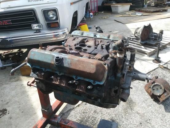 Eidson motor 19