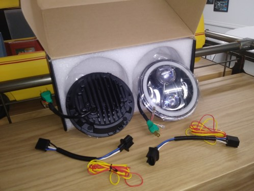 New HID 7