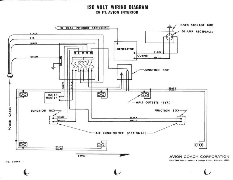 120vac Wire Diagram - Wiring Diagram Progresif