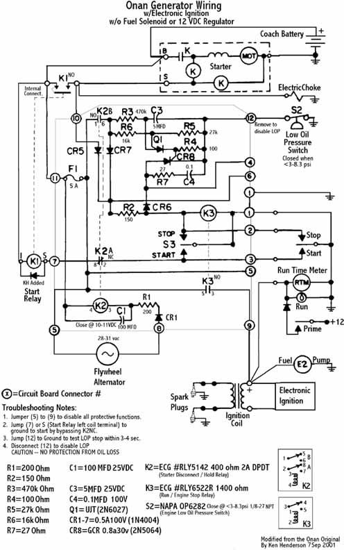 Damon Motorhome Wiring Diagrams Wiring Schematic Diagram