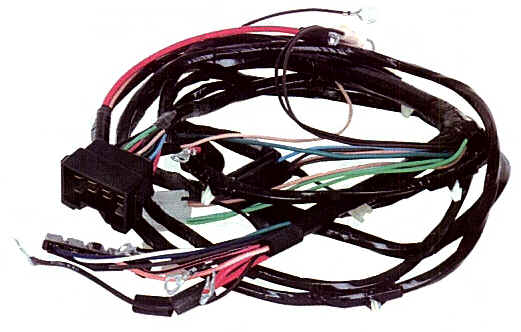 67 Chevy Wiring Harness Wiring Diagram