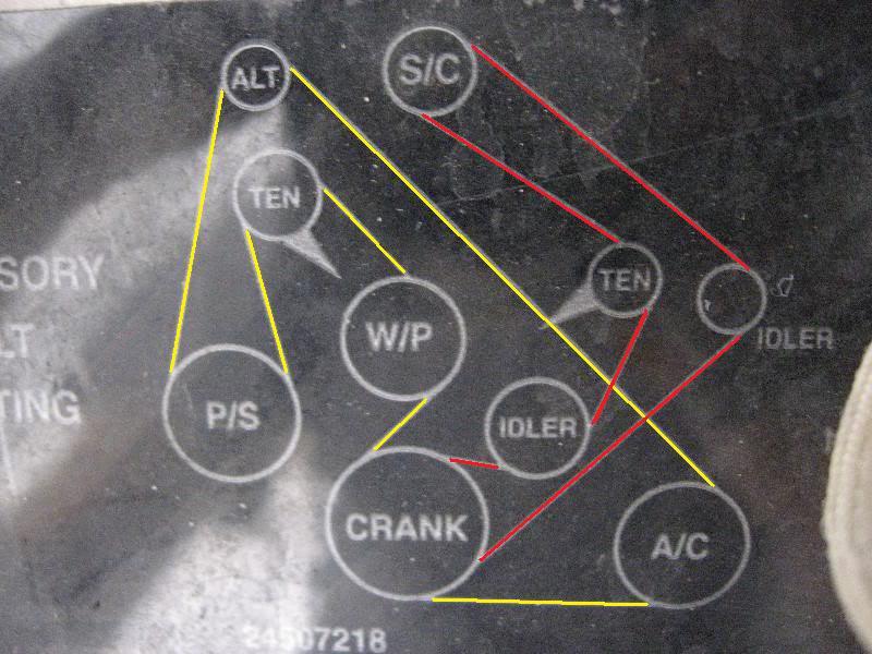 Pontiac Grand Prix V6 3800 Engine Diagram Online Wiring Diagram