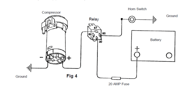 relay switch for motorcycle