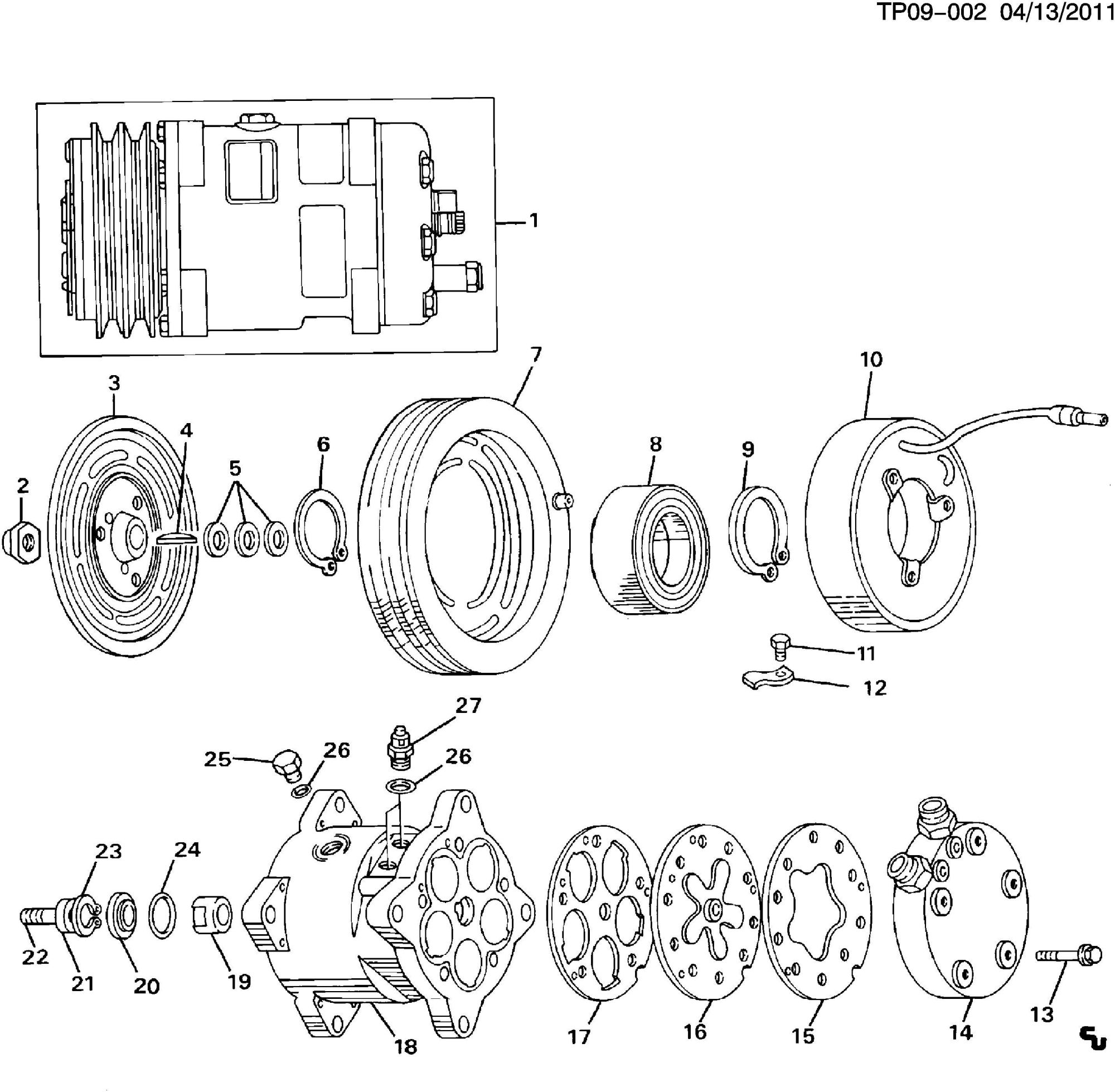 99 oldsmobile intrigue wiring diagram