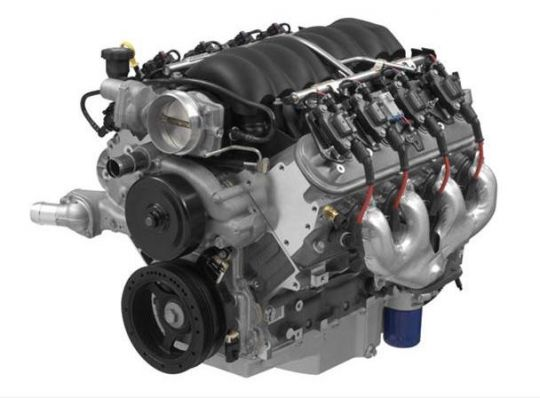 LS376/525 Manual Connect  Cruise Powertrain System GM Performance