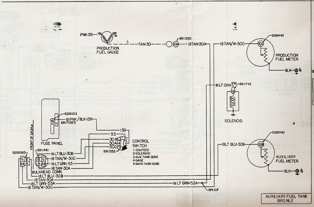 1981 dodge ram wiring diagram