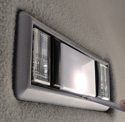 Interior LED Lighting - GM Truck Central