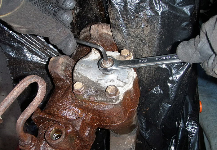 Rag Joint Removal and Steering Adjustment - GM Truck Central