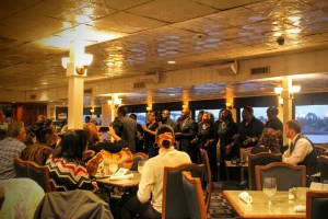 Gospel Choir on Dinner Cruise