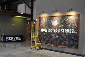Service Brewing