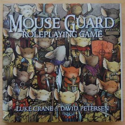 Mouse Guard RPG Review: Want to Play a Mouse with a Sword?