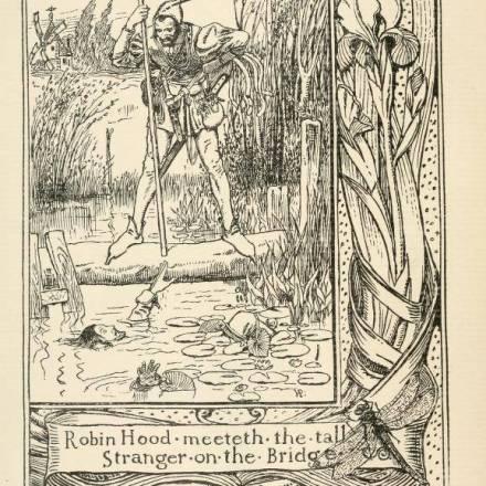 Troy's Crock Pot: Of Robin Hoods and Merry Men!