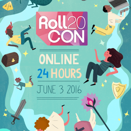 Roll20CON: Guests, Games, and Getting the Hang of Roll20